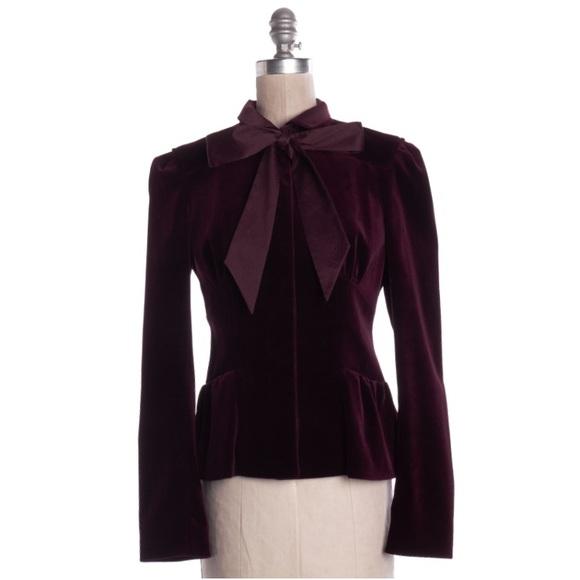 78e966a238a Diane Von Furstenberg Jackets   Blazers - Diane Von Furstenberg Vintage  Lucille Jacket 10