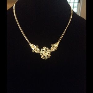 Givenchy crystal necklace NWT