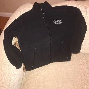 Jackets & Blazers - Canyon Ranch fleece jacket