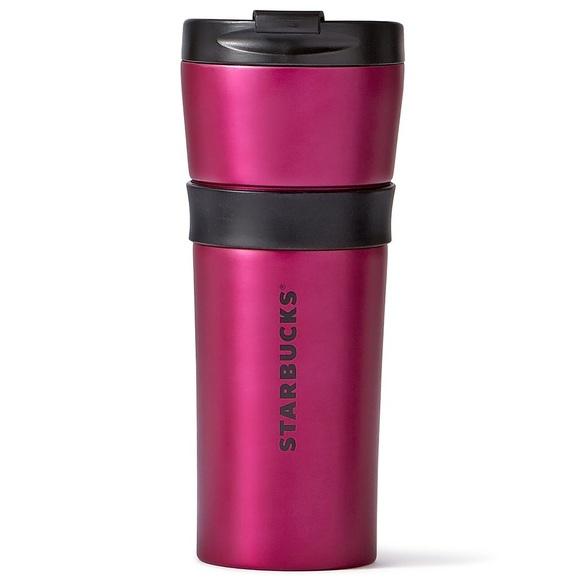 Nwt Mugtumbler Magenta Coffee In Starbucks Travel ywPm0vNO8n