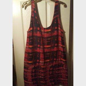 Hurley - Red Mini dress