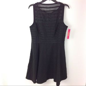 New Catherine Malandrino Fit &Flare Dress Size 14