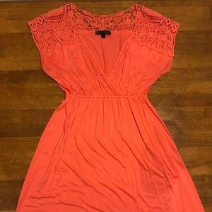 Dresses & Skirts - Peach dress 🍑🍑