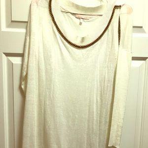 Sweater dress by Victoria's Secret.