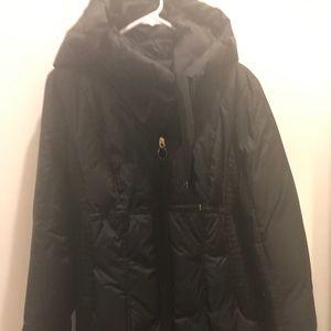 Tahari puffer jacket