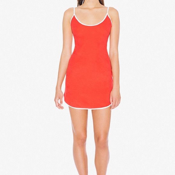 64edb7c068 American Apparel Dresses   Skirts - 🔹2for 15 AA Loop Terry Dress
