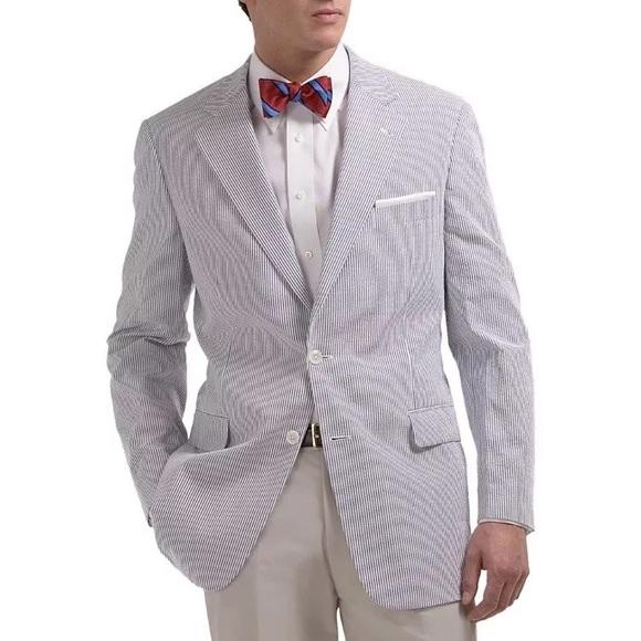 Brooks Brothers Suits Blazers 1818 Madison Seersucker Sport