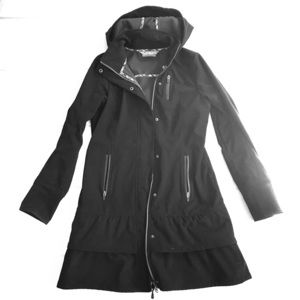 Like new Athleta Long Jacket with hood