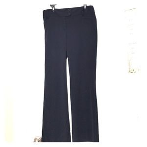 Rafaela Navy slacks
