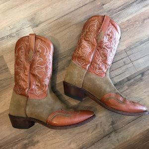 These boots were made for walkin! Cowgirl boots