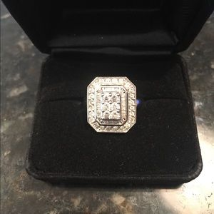 Jewelry - 1.0 Ct. Total Weight Diamond Ring.