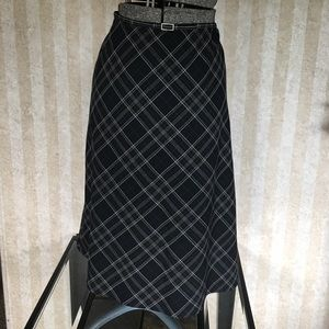 The Limited Skirts - Pretty plaid skirt.