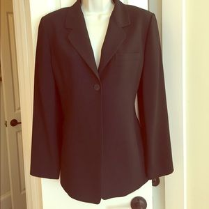 Black Ellen Tracy Blazer