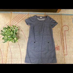 Walter mod chambray dress size XS