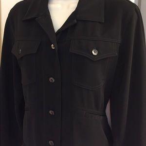 Black Chico's Jacket