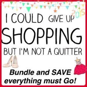 Bundle and Save! Make me offers!