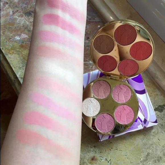 Blush Bazaar Palette by Tarte #22