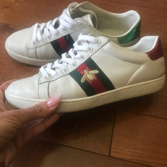 Gucci Shoes | Gucci Sneakers Size 38