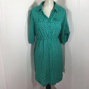All Items 3for$15 Light Polka Dot Midi House Dress