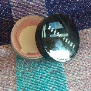 Bobbi Brown retouching loose powder PINK new