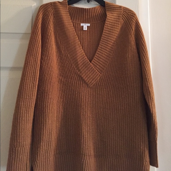 67% off bp Sweaters - Bp by Nordstrom camel tunic sweater from ...