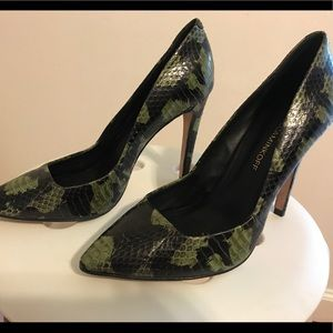 Rebbeca Minkoff pump classic shoes 7m , amazing