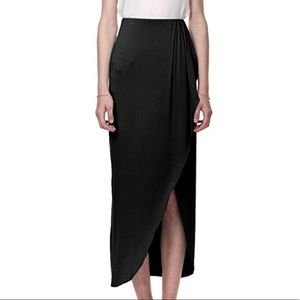 Dresses & Skirts - Long wrap maxi skirt