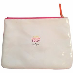 ♠AUTHENTIC {Kate Spade} Cosmetic bag