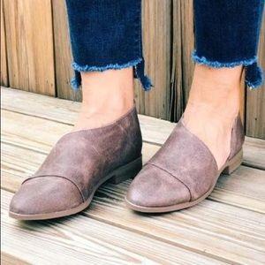 Shoes - 2 left!!! Shank Ballerina Flats Nutmeg