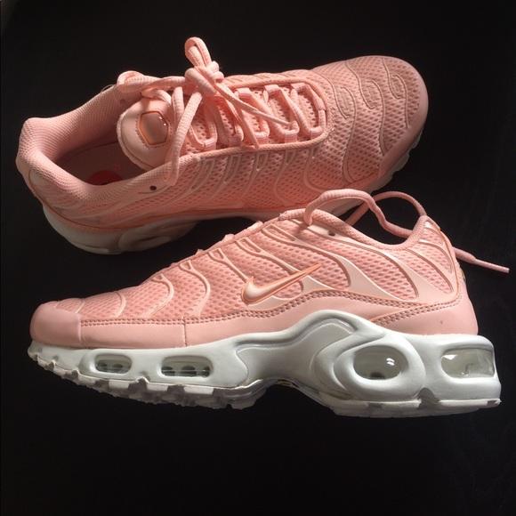 e8f59d1d96486 Nike Shoes | Air Max Plus Breathe Arctic Orange Rare | Poshmark
