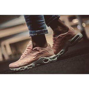 654f43d410086 Nike Shoes - Nike Air Max Plus Breathe Arctic Orange shoes rare