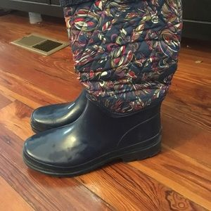Sakroots snow-boots