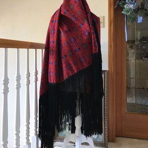 """PENDLETON Vintage """"BEAVER STATE"""" Robe or Shawl"""