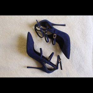 """Shoes - Nicholas Kirkwood Cobalt Blue """"Hutton"""" Pumps"""