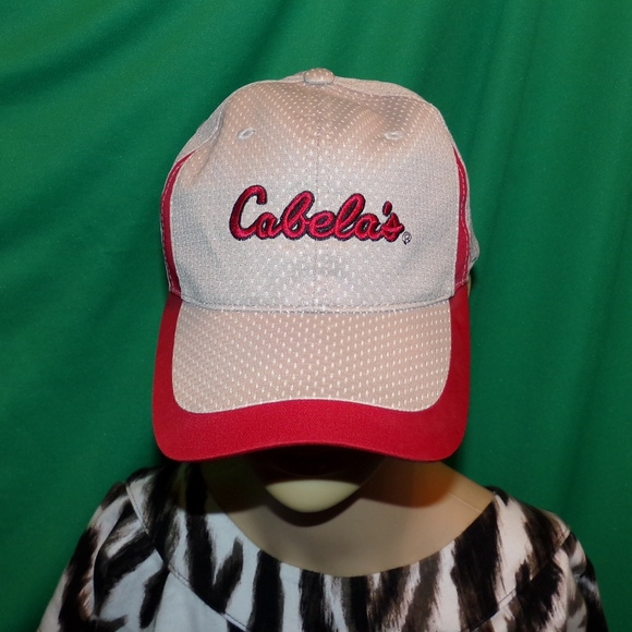 Cabela s Hat Hunting   Fishing Embroidered Hat dc3db0cd03df