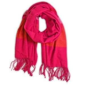 All For Color Accessories - ❄️Pink Scarf❄️NWT