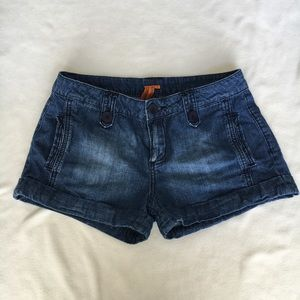 BCBG Denim Shorts