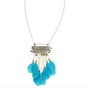 Jewelry - Tribal Feather Necklace