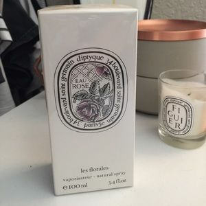 Other - DIPTYQUE EAU ROSE PERFUME