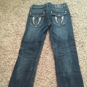 Denim - Jeans blingy 28/size 6