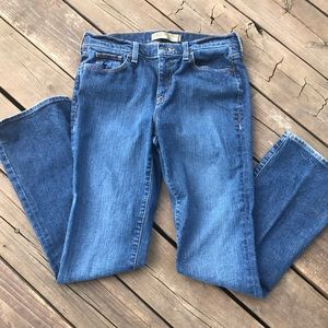 Old Navy Woman's Denim Boot-Cut Jeans