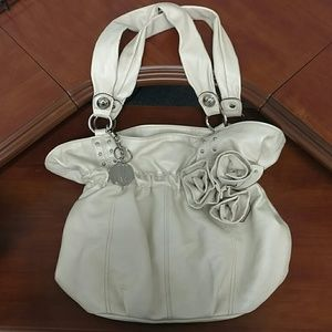 🌹ELLE HOBO PURSE BAG with ROSES