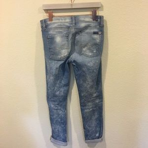 7 For All Mankind Jeans - 7 For All Mankind Josefina boyfriend jeans