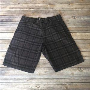 Billabong Plaid Shorts