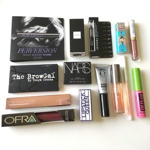 $200 Makeup Set NARS Ofra Benefit Urban Decay