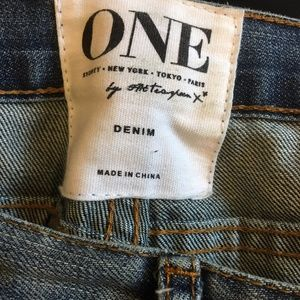 One Teaspoon Jeans - One Teaspoon awesome baggies ripped jeans