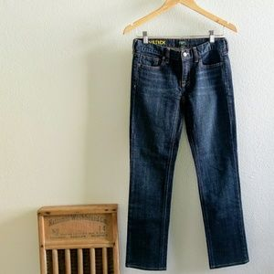 Last chance!! J. Crew Matchstick jeans 25