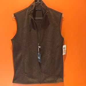 NWT$59 CLUB ROOM Sweater Fleece Vest S