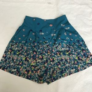 Urban Outfitters | kimchi Blue Floral Skort