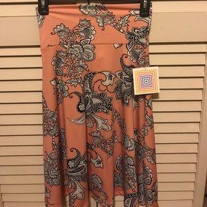 NWT Lularoe Azure Skirt XS !